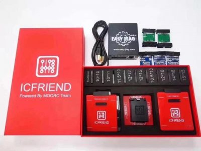 Boxes are available again!  ·   Z3x Easy jtag box with Icfriend emmc 13 in 1