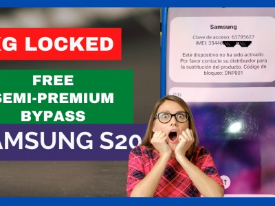 🎁 FREE SEMI-PREMIUM Bypass KG LOCKED ALL SAMSUNG ANDROID 11 – PERSEUS V4 NO FREE