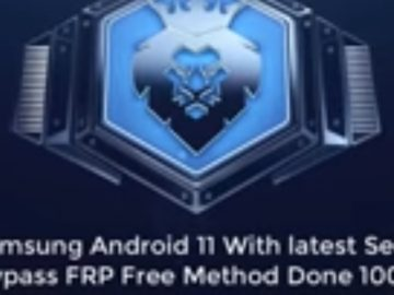 All Samsung Galaxy Android 9,10,11,Final Method Free Bypass FRP